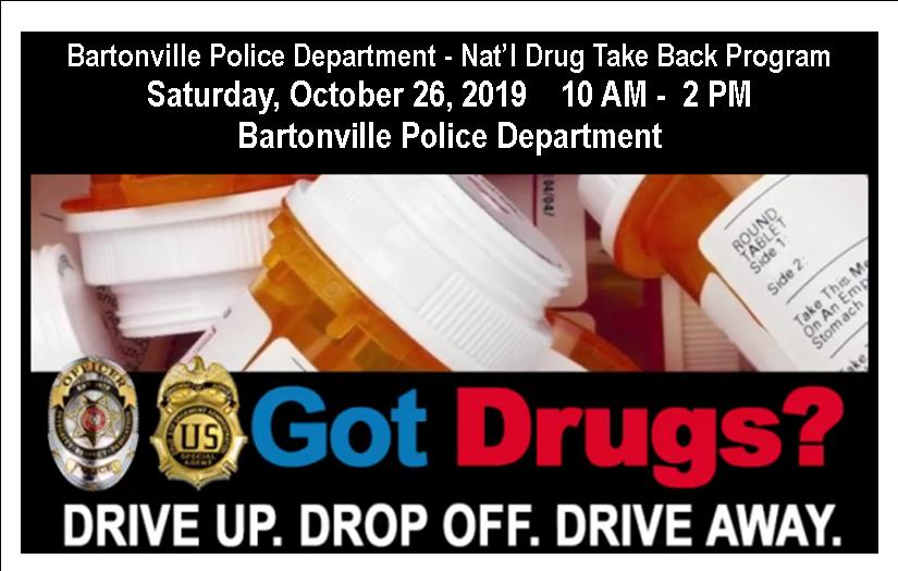 National Drug Takeback Image 10.26
